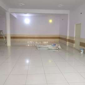 The property is recently renovated