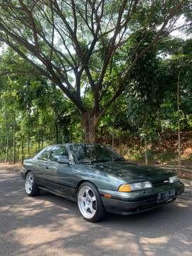 Mazda MX6 ISTIMEWA FULL RESTORASI TH 1990