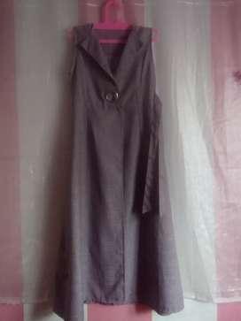 long blazer fashion