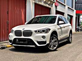 Bmw X1 2017 panoramic full spec / odo 7rb miles / full ori / warranty