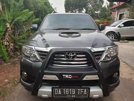 Dp30jt# Fortuner TRD 2012 AT full Variasi