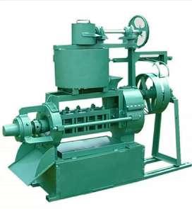 Oil mill machine ऑइल मिल मशीन तेल तयार करण्यासाठी