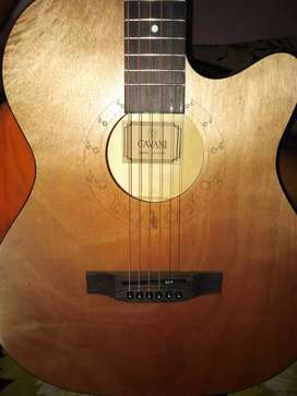 Cavani 40 inch Acoustic Guitar with rosewood fretboard.