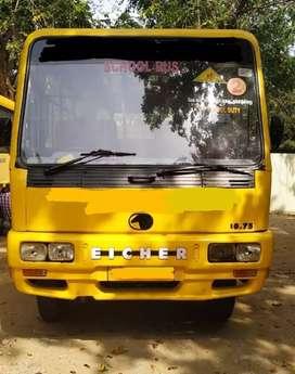 2005 EICHER 10.75 model, 34 seater school bus
