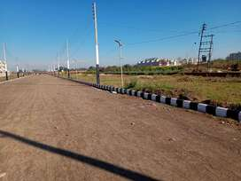 Residential plots for sale near highway