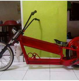 Frame Low Rider Custom