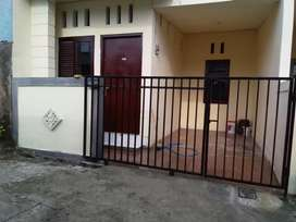 Dikontrakkan rumah sederhana minimalis