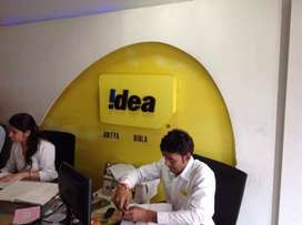 Idea call center requirement