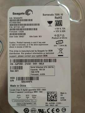 Hard-disk 160gb