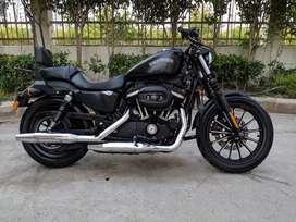 Harley Davidson Iron 883, YR 2015, KM 12,000