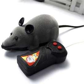 Siap COD Mainan Tikus Remote Control