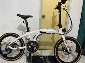 Sepeda Lipat Pacific Noris SE Special edition