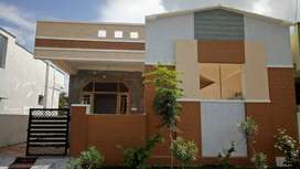2BHK independent house in gated community at bandlaguda ready to move