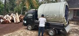 Gudang tandon 3000 liter merk new88 tebal