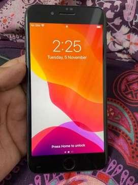Iphone 8 plus space grey 64gb 1.6 yrs old