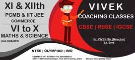 VIVEK coaching classes