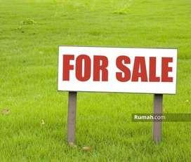 Dijual Cepat Kavling pinggir jalan raya