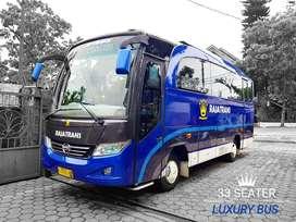 Bis Pariwisata Medium Hino FB Adiputro 31 seat 2012