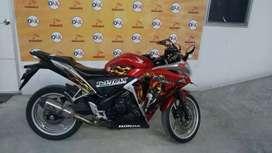 CBR 250R ABS Tahun 2012 DE2719HJ (Raharja Motor Mataram)