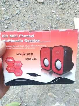 Jual speaker komputer ato laptop