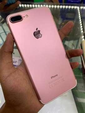 Iphone 7+ 128gb ibox full ori