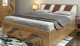 New Designer Strong Bed With Storage Bed At 10900/-