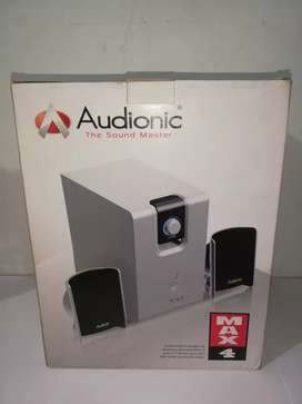 Audionic The Sound Master Max 4 Speaker Bass Boosted