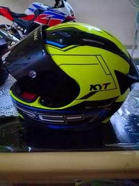 Helm kyt rc7 dijual