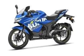 Suzuki Gixxer sf fi 150 cc