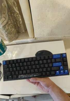 Ducky Mechanical gaming keyboard