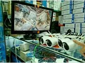 Kamera cctv paket lengkap area Mandalawangi