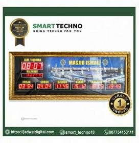 Jam digital kualitas terjamin garansi 1 thn