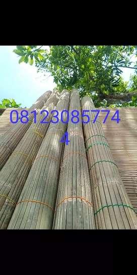 Tirai bambu bermutu