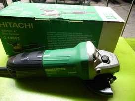(RUMAH TEKNIK JOGJA),mesin gerinda tangan,4 inch,HITACHI, murah