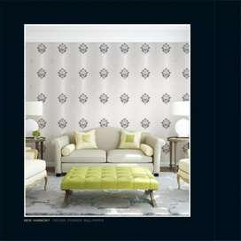 Wallpaper dinding utk kebutuhan interior