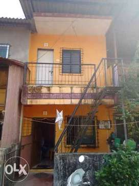 One plus one 2bhk house