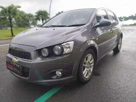 Chevrolet aveo LT 2013 AT