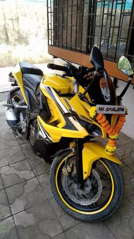 Bajaj Pulsar RS200 ABS First Owner