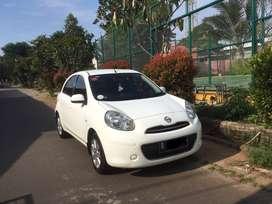Nissan March 1.2L XS AT Putih 2012