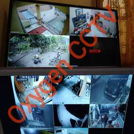 CCTV Paket Lengkap Bs Live Di HP