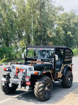 Modified new Jeeps