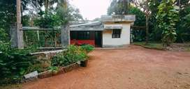 2 bhk house with 33 cents land