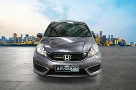 Honda BRIO SATYA S 1.5 Manua.Abu abu Istimewa