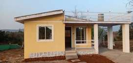 Budget friendly plots with Bungalow for sale
