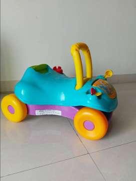 Baby Walker - Playskool Step Start Walk 'N Ride Toy