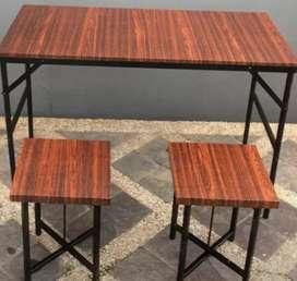 Meja cafe meja lipat meja makan meja angkringan meja restoran