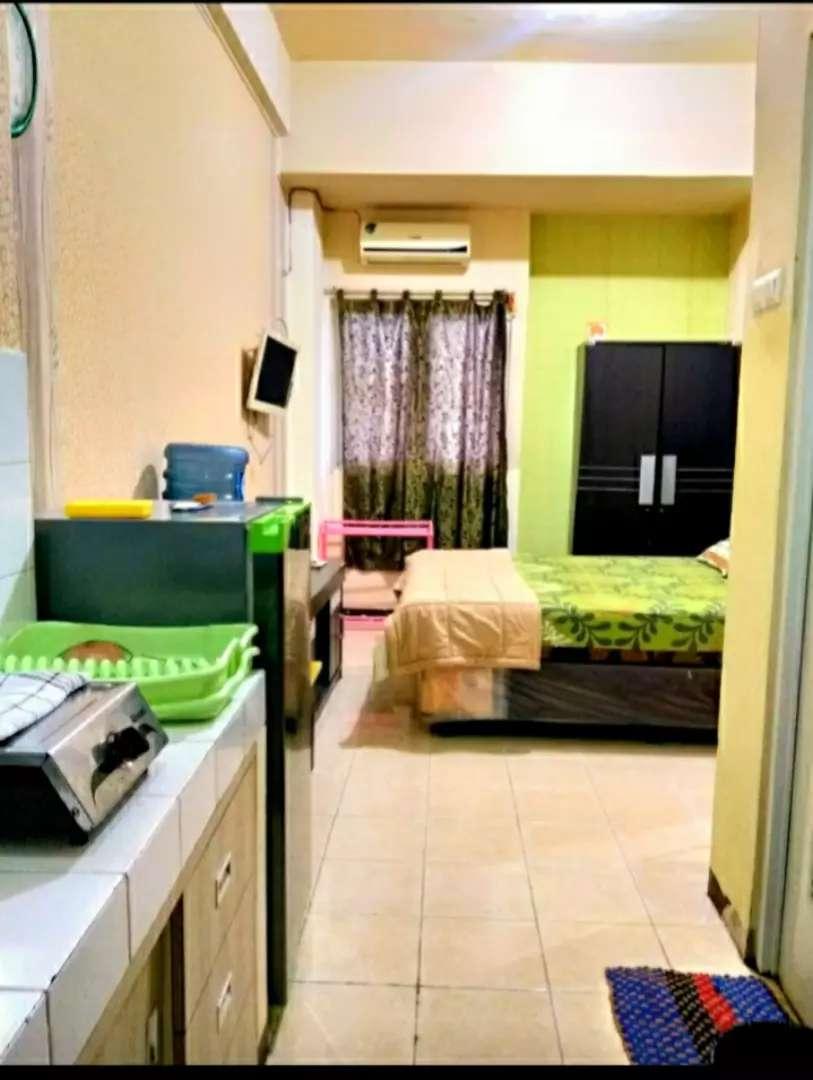 Di sewakan 1 BR Lengkap, Nyaman Apartemen The Suites Metro Bandung 0
