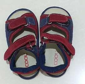 Sepatu sandal COOL KIDS size 20