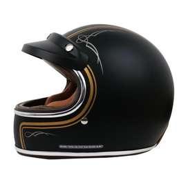 Dijual Helm Sepeda Motor / Kereta Howard Smith Cafe Racer Full Face