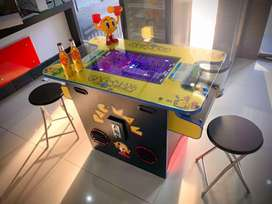 NEW Resto/ Bar table Arcade bentuk TECHNO dan futuristic stylish